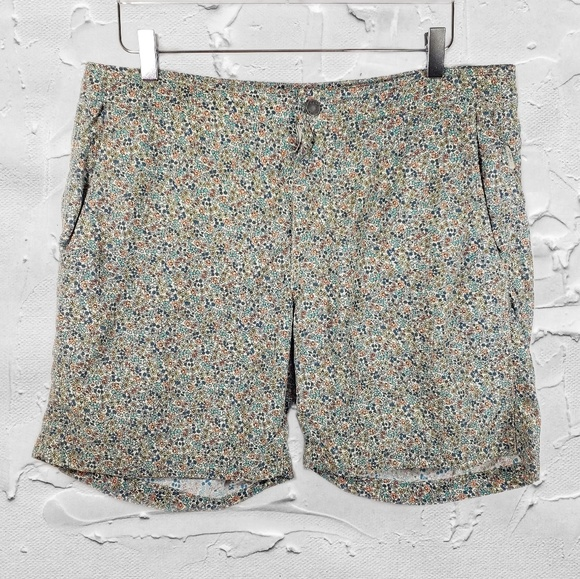 a746ff50c1 Onia Swim | Liberty Art Fabrics Floral Shorts Pockets 34 | Poshmark